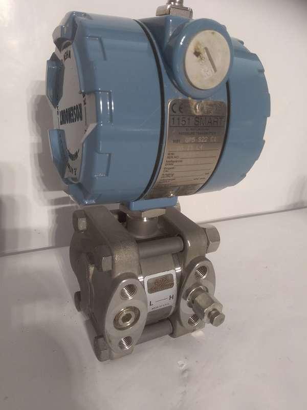 Drucktransmitter R 1151 Smart GP5 S22 C1 D6 I1 L4, Rosemount, Eex, gebraucht, Pressure transmitter
