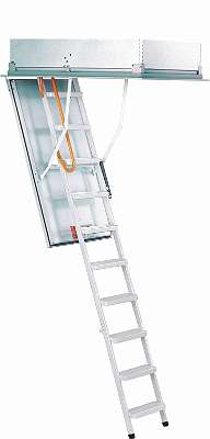 Minka Dachbodentreppe Type 12 Solid