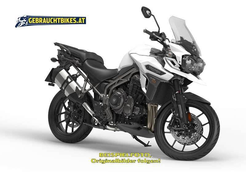 Triumph Tiger Explorer 1200 Abs 13590 Willhaben
