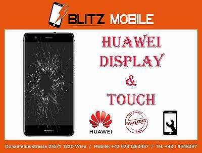 HUAWEI / LCD DISPLAY TOUCH AUSTAUSCH SERVICE / QUALITÄT / MIT GARANTIE / BLITZ MOBILE DONAUFELDERSTRASSE 255 1220 WIEN