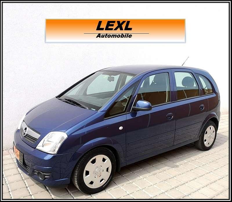 Bild 1 von 11 - Opel Meriva 1,7 Edition CDTI Kombi / Family Van