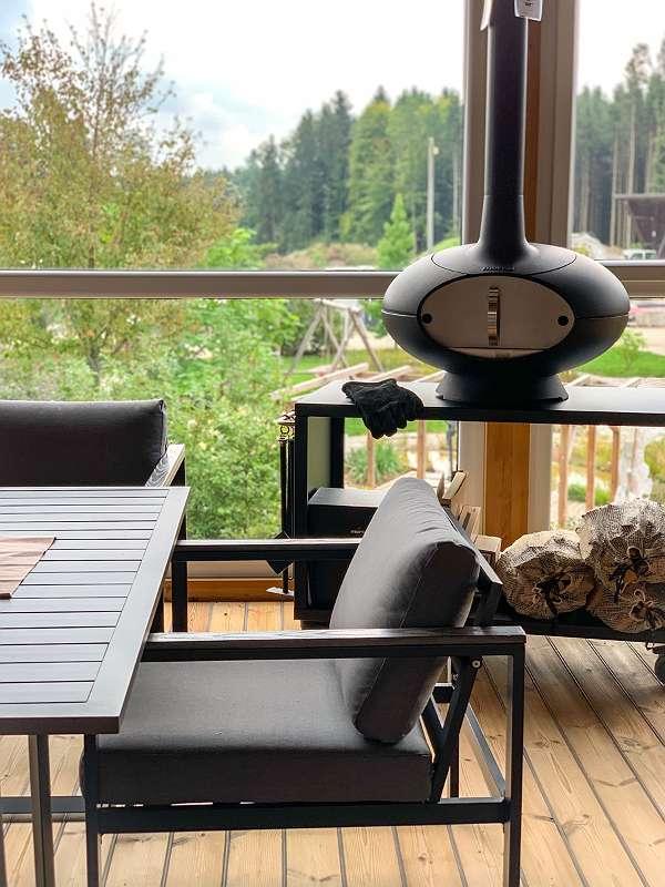 Stilecht und zeitlos - ein Schmuckstück für Ihre Terrasse