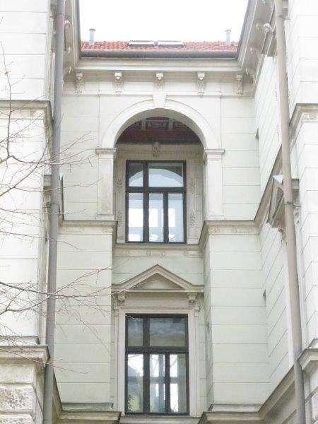 Eingangsbereich Wohnhaus