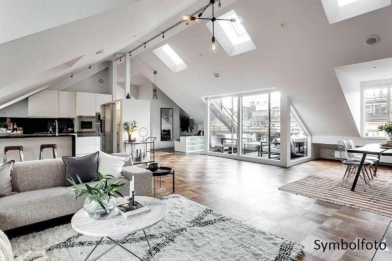 Wohnbereich Symbolfoto