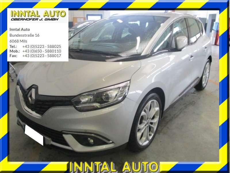 Bild 1 von 13 - Renault Scénic Energy dCi 110 EDC Intens *AUTOMATIK* Kombi / Family Van