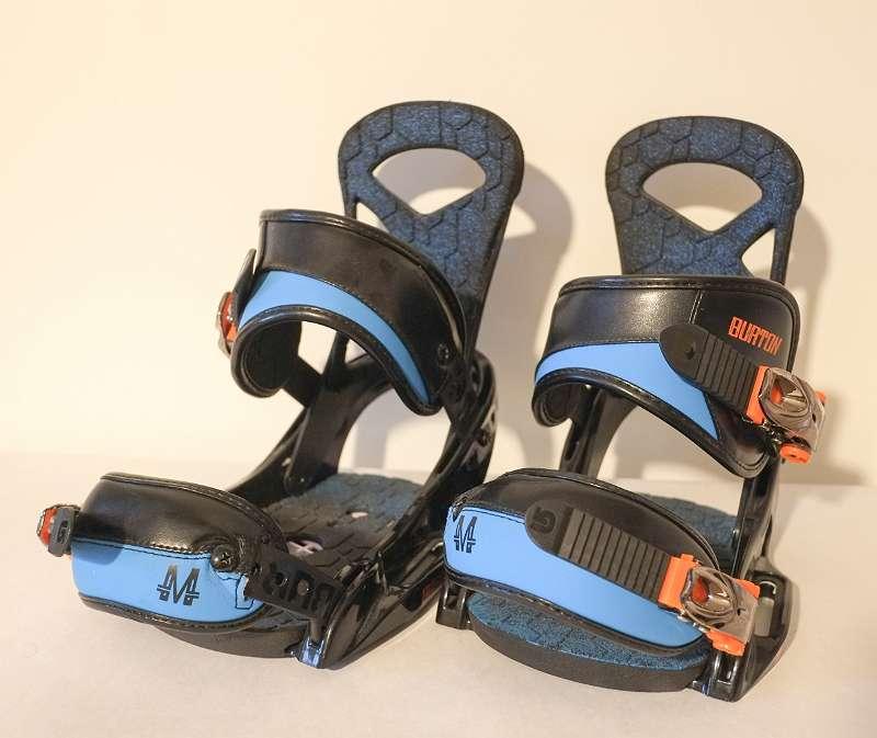 Burton MISSION EST Smalls Snowboardbindung