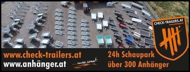 Messerückläufer, Humbaur Pferdeanhänger Notos Xtra PRO 2700, für 2 Pferde, mit Sattelkammer, Messe-Sonderpreis