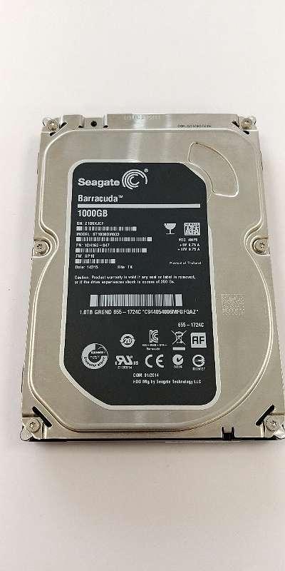 "Seagate Barracuda ST1000DM003 1TB 7200rpm 3,5"" HDD Festplatte + GARANTIE"