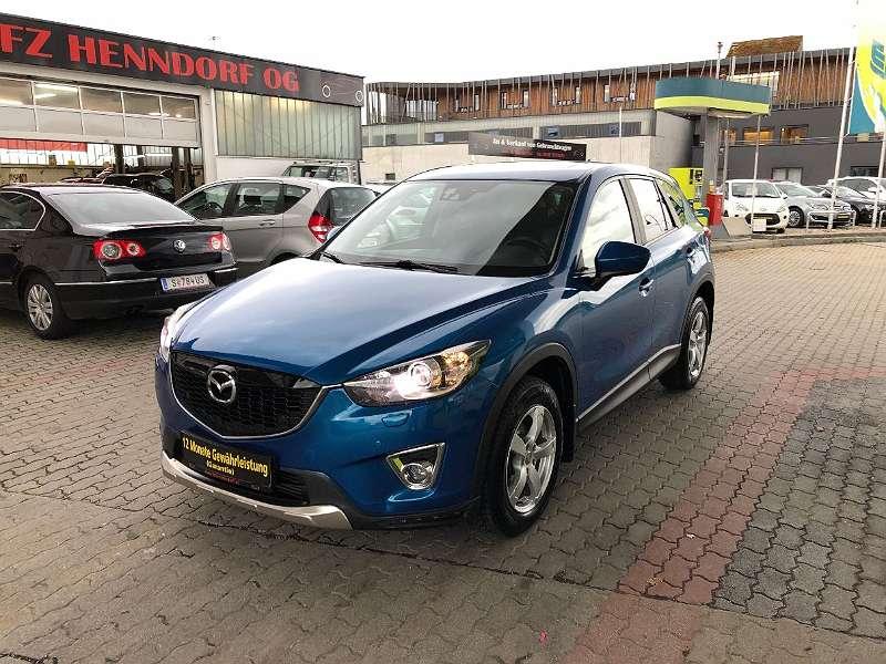 Bild 1 von 18 - Mazda CX-5 CD175 AWD Revolution SD Aut. ab € 240 / Monat SUV / Geländewagen