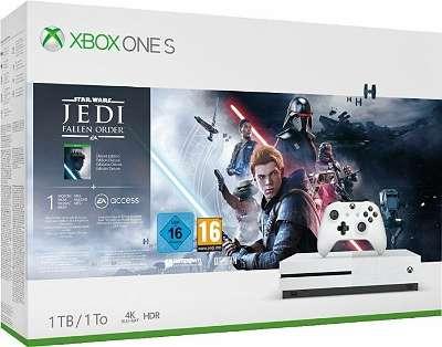 Microsoft Xbox One S - 1TB Star Wars Jedi: Fallen Order Bundle