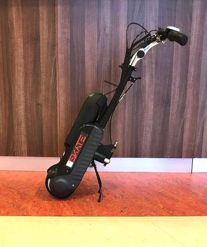 Rollstuhlzuggerät MySkate