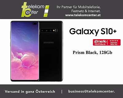 Samsung Galaxy S10 PLUS FREI FÜR ALLE NETZE und NEU