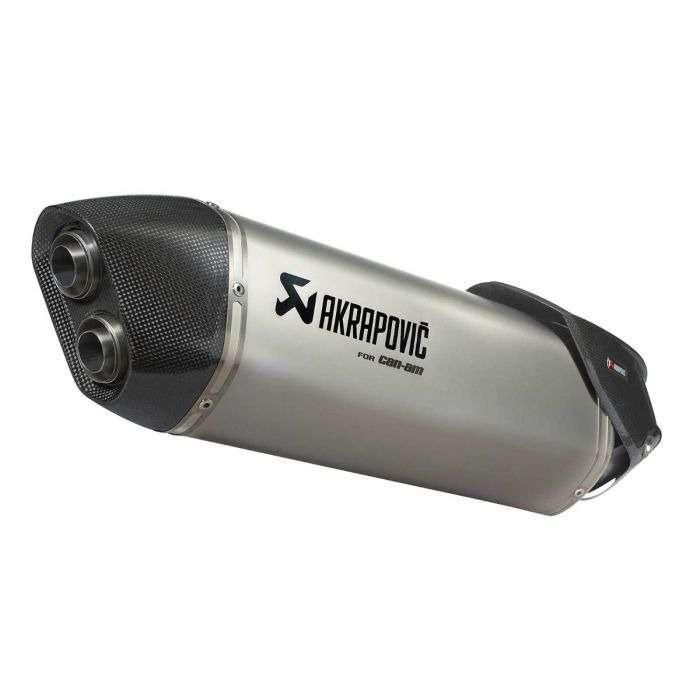 Can-Am Spyder F3-T/ F3 Limited/ RT Akrapovic Sportendschalldämpfer