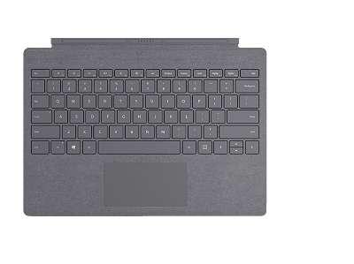 MICROSOFT Surface Pro Signature Type Cover, Tastatur , Neu