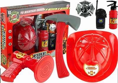 Feuerwehr Mann set neu Original verpackt