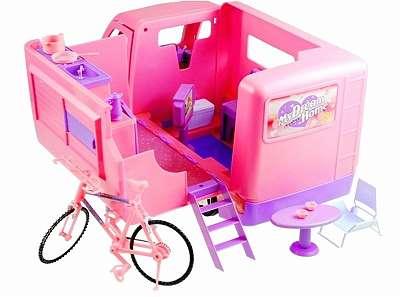 Barbie Camper neu Original verpackt