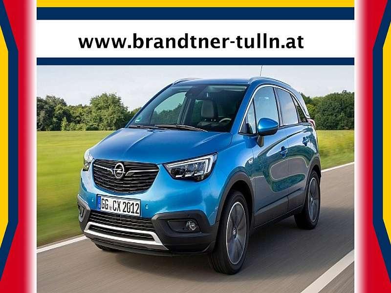 Opel Crossland X 1,2 Turbo ECOTEC Direct Injection E...