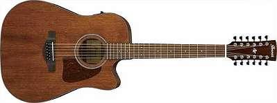 AW5412CE-OPN Ibanez Western Gitarre 12-saitig mit Tonabnehmer ! NEU - 2 JAHRE GARANTIE !