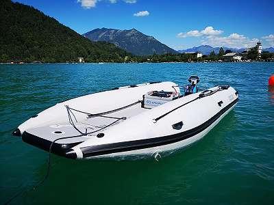Takacat T420LX Katamaran Schlauchboot Model 2020