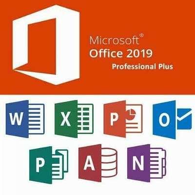 Microsoft Office 2019 Professional Plus | Vollversion | Produckey | sofort per Mail | mit Rechnung