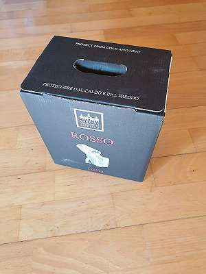 5l Rotwein Saragiolo Bag in Box