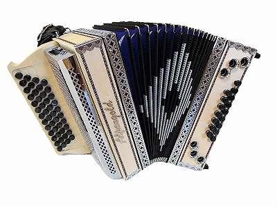 Steirische Harmonika Alpengold Stubach Klassik in BEsAsDes
