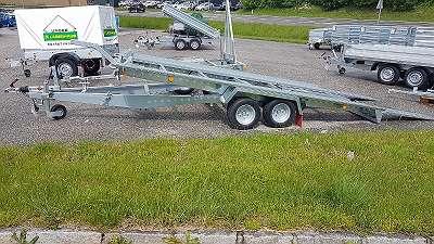 Pongratz Auto-Anhänger L-AT400 T-K