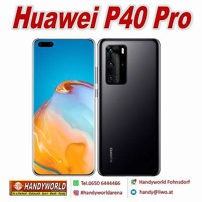 Huawei P40 Pro Dual-SIM *NEUWERTIG*