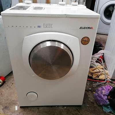 Kleinster Waschtrockner das Kultgerät - Eudora Luftikus Made in Austria