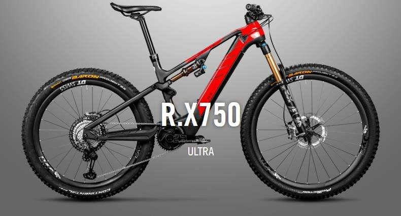 ROTWILD R. X 750 FS ULTRA MY2020 Grösse L E Bike Sofort