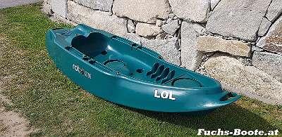 300 Sit on top seat on Top Lol1 Roto Lol Kajak Kanu Paddelboot Ruderboot Angelboot Angel Kajak
