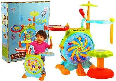 Kinderschlagzeug neu Original verpackt