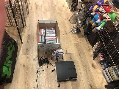 Ps3 320Gb inklusive 50 Games! Wir kaufen ihre Videospiele und Konsolen an!