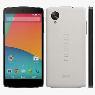 LG Nexus 5 16GB Schwarz/ Weiß gebraucht/ Werksoffen / Zeus Mobile 1150 Wien