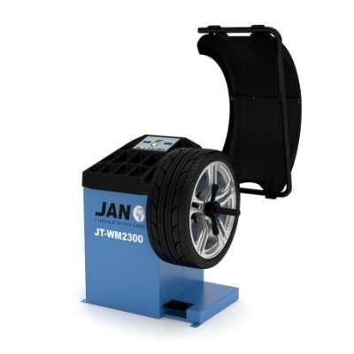 JAN Trading Wuchtmaschine mit manueller Datenübernahme bis 24
