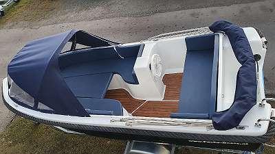 NEU W470 Fuchs Boot Familienboot Badeboot Ausflugsboot Angelboot Fischerboot ev. mit Anhänger Bootstrailer Bootsanhänger & Zubehör Motor