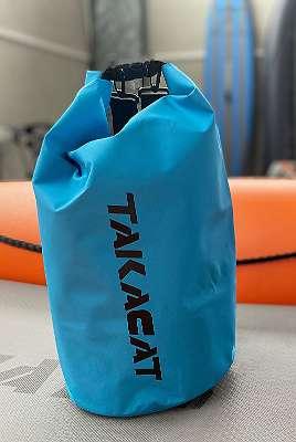 Takacat Seesack, wasserdichte Tasche, als Rucksack zu verwenden