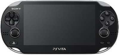 Sony PlayStation Vita Wi-Fi + 3G schwarz