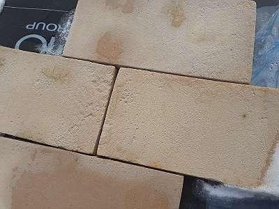 Nicoloso Klinker Bodenplatten handgefertigt