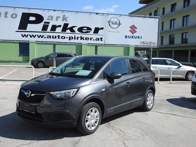 Opel Crossland X 1,2 Turbo Direct Injection Edition St./St. Aut.