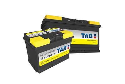 TAB Startbatterie EFB 60Ah 600A