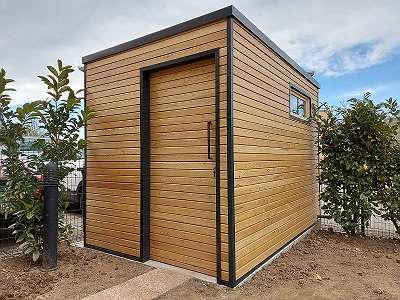 Gartenhaus, Garten Hütte, Gartenschuppen, Holz