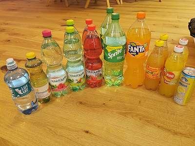 (reserviert) Diverse Alkoholfreie Getränke