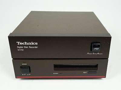 TECHNICS SY-FD1 DIGITAL DISK RECORDER +++