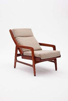 Dänischer Lounge Chair von Kai Kristiansen