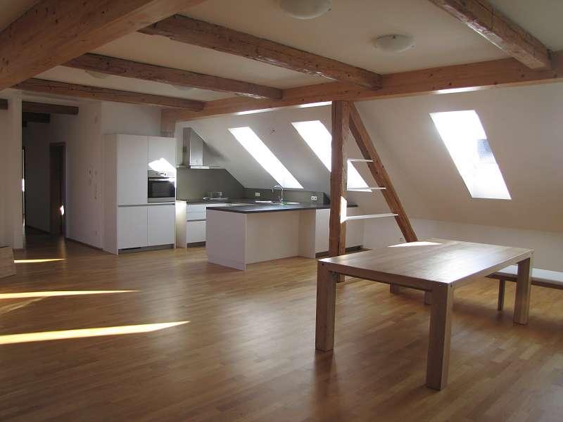 Bild 1 von 10 - Helle Wohnung mit einzigartigem Wohngefühl