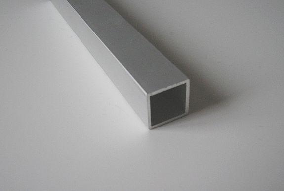 Profil 20/20/1,5 mm -blank ¤ 2,00- /m eloxiert ¤ 2,50-/m