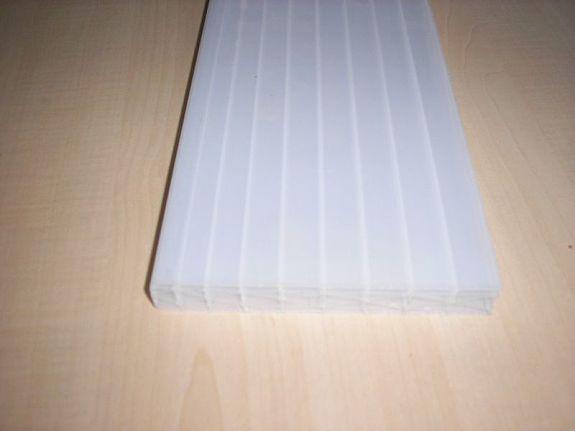 Steegplatten 16 mm opal oder klar ¤ 25 /m²