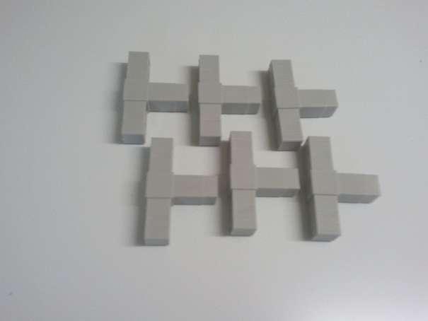 Material für den Volierenbau-Alu-Verbinder-Gitter usw.