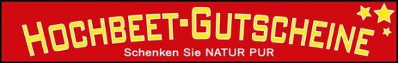 Gutschein - schenke Natur Pur !
